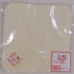 ぐりぶー・さくら刺繍タオル(小)